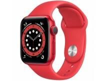 Reloj Apple Watch Series 6 40mm Aluminio rojo