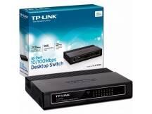 Switch 16 puertos TP-Link 10/100