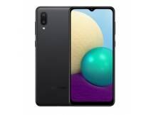 Samsung Galaxy A02 32GB dual negro