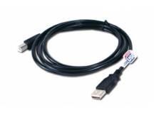 Cable USB 2.0 ab para impresora multifuncion 3 metros