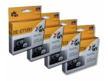 Pack de 50 cartuchos Epson tx125 / tx133 / tx135