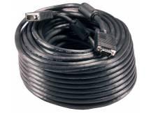 Cable vga monitor 30 metros con filtros