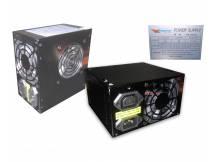 Fuente ATX Xtreme pro 800w 24+4 pin SATA y extra fan