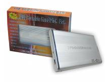 Gabinete externo 2.5 USB 2.0 Xtreme SATA