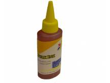 Tinta wox a granel 100ml color amarillo