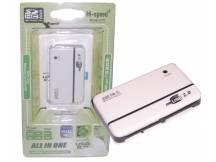 Lector de memoria flash con conexion USB