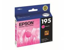 Cartucho Epson original T195320 magenta