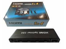 Splitter HDMI 3D 1x4 puertos FULL HD