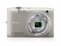 Camara digital nikon s2800 20mp, HD plateada