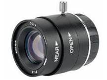Lente 4mm iris manual para camara CCTV