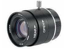 Lente 4mm iris manual para camara CCTV